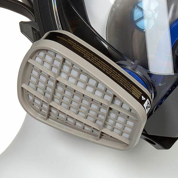 Cartucho para respirador 3M serie 6000 - Cessa Comercializadora