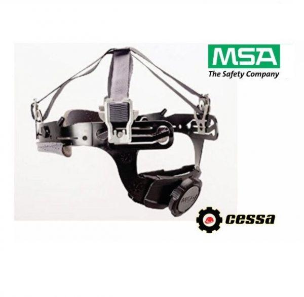 Suspensión para casco V-GARD MSA Fas-Trac