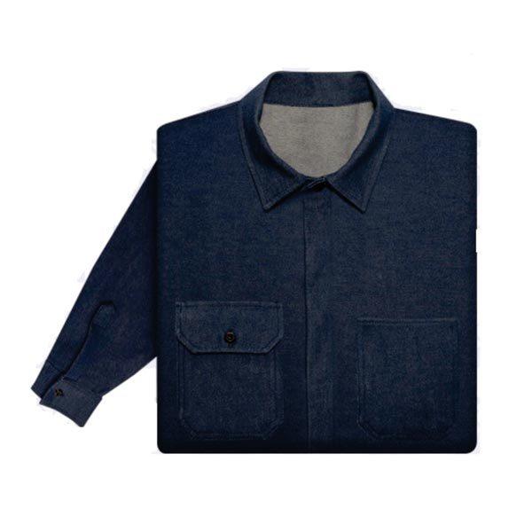 Camisola para caballero de mezclilla 14oz - CessaComercializadora.com
