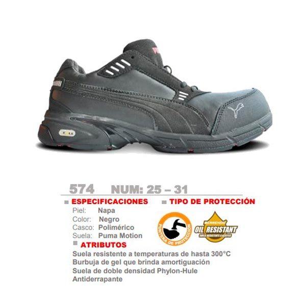 Puma Safety 574 - CessaComercializadora.com