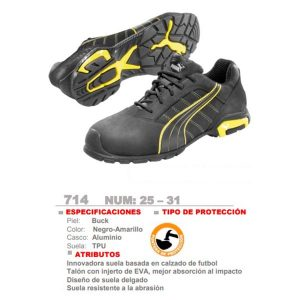 Puma Safety 714 - CessaComercializadora.com