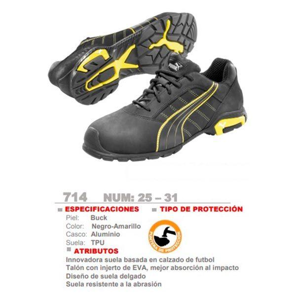Puma Safety 714 - CessaComercializadora.com