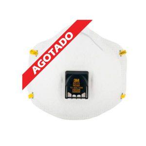 Respirador desechable 3M 8515 - CessaComercializadora.com