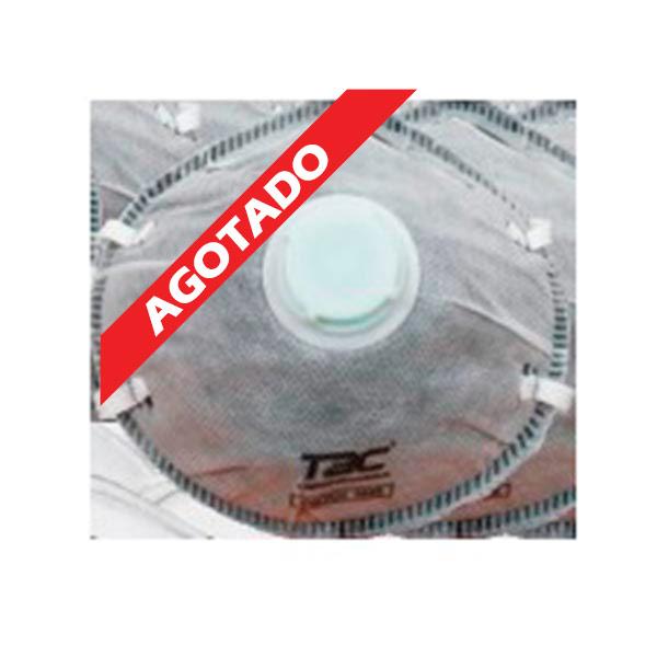 Respirador desechable TAC-MB-N95-V - CessaComercializadora.com
