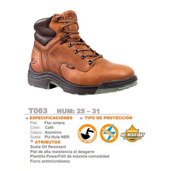 Timberland Pro-T063 - CessaComercializadora.com