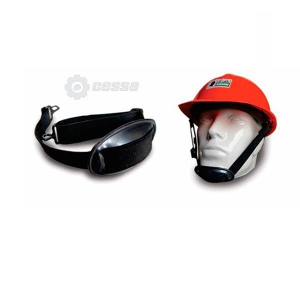 Barbiquejo con mentón mobile BSBRH400 - CessaComercializadora.com