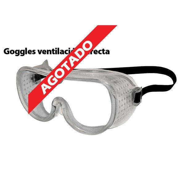 Googles con vetilación directa - CessaComercializadora.com
