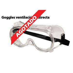 Googles con vetilación indirecta - CessaComercializadora.com