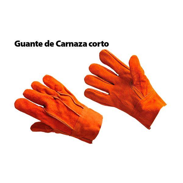 Guante de carnaza corto - CessaComercializadora.com