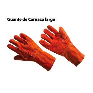 Guante de carnaza largo - CessaComercializadora.com