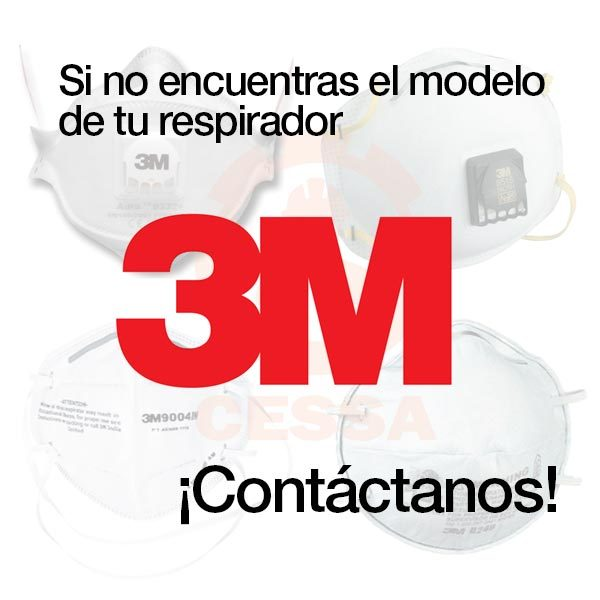 Respiradores 3M - CessaComercializadora.com