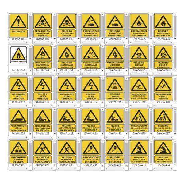 Señalamientos de Precaución - CessaComercializadora.com