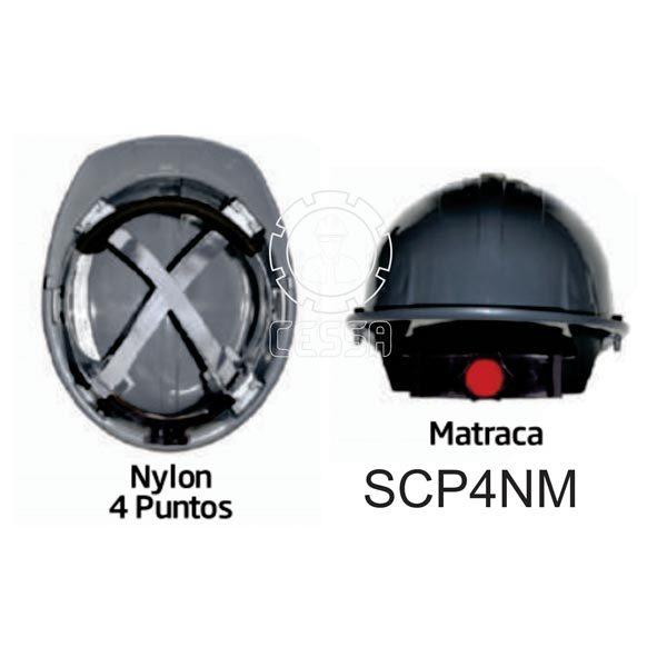 Suspensión para casco SCP4NM ByLack - CessaComercializadora.com