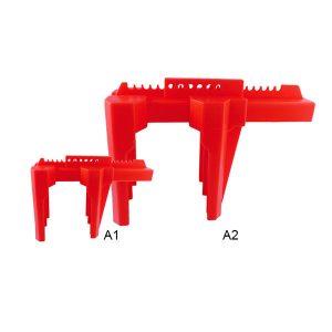 Bloqueos ajustables válvulas ¼ de vuelta A1 y A2 - IFAM