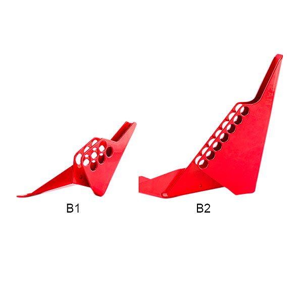 Bloqueos ajustables válvulas ¼ de vuelta B1 y B2 - IFAM