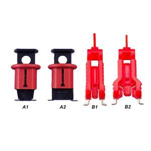 Bloqueos externos para interruptor magnetotérmico - A1 A2 B1 B2 - IFAM - Cessa Comercializadora