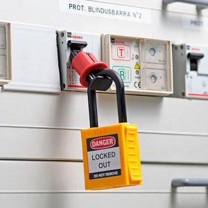 Bloqueo interno para interruptor magnetotérmico 090210 - IFAM - Cessa Comercializadora