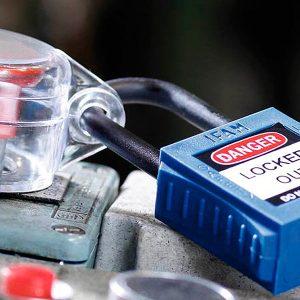 Bloqueos para botón o pulsador A1/A2/B1/B2/B3 - IFAM - Cessa Comercializadora