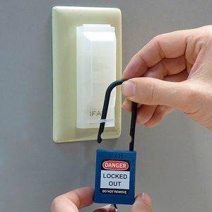 Bloqueo para interruptor de pared Modelo 090265 - IFAM - Cessa Comercializadora