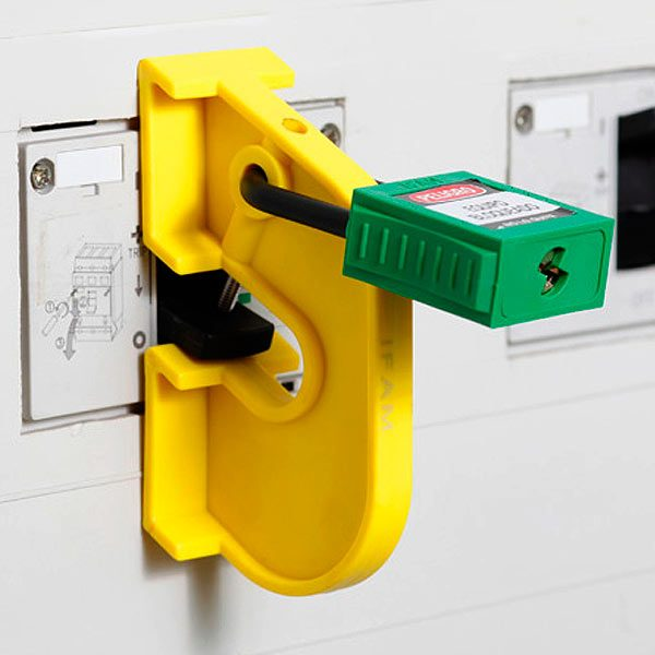Bloqueos para interruptor magnetotérmico universal - IFAM - Cessa Comercializadora