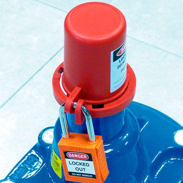 Bloqueo válvulas de gas/aire 25/35 mm - Modelo 090485 - IFAM - Cessa Comercializadora