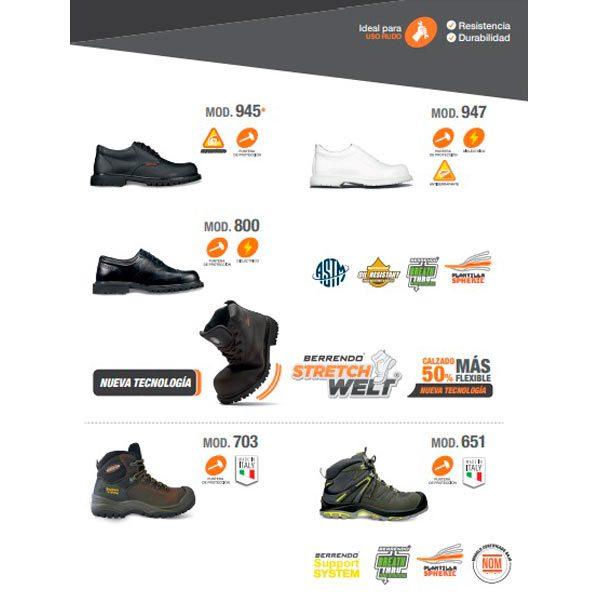 Calzado Berrendo - Cessa Comercializadora