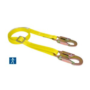 LR300-A Cable de seguridad de banda plana longitud ajustable Golden Eagle