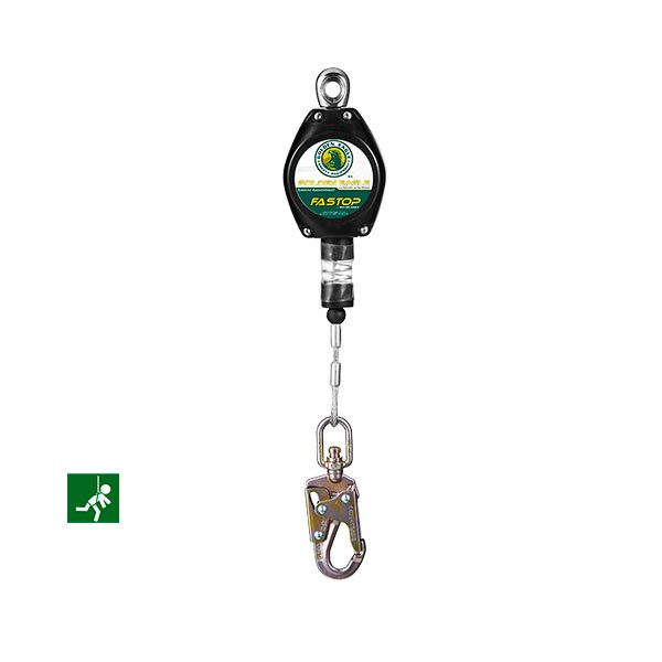 N9420 Retractil cable de acero de 6 mts. - Golden Eagle - Cessa Comercializadora