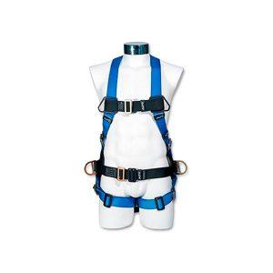 Arnes anticaídas y posicionamiento con cinturón - A2A - Alto