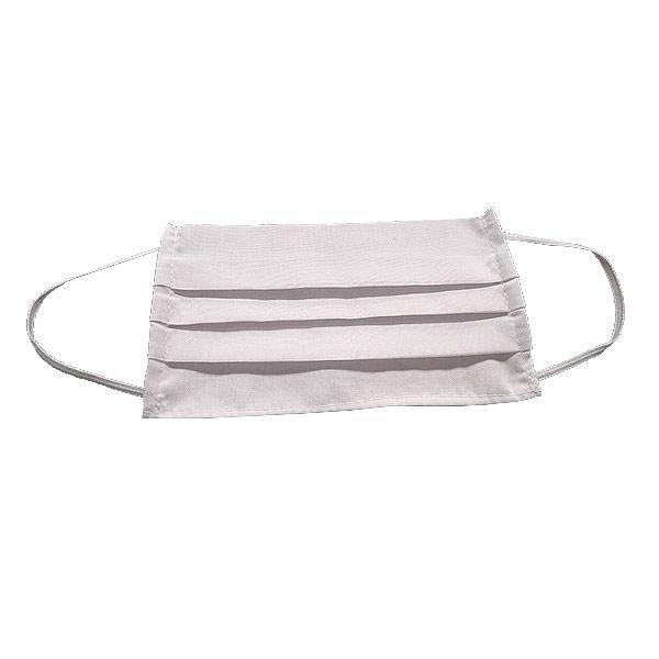 Cubrebocas de tela popelina plisado - cessacomercializadora.com