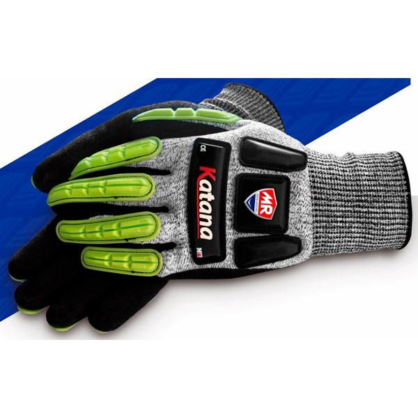 SG1034 Katana guante anti-corte, anti-impacto TPR - Mr. Seguridad - Cessacomercializadora.com
