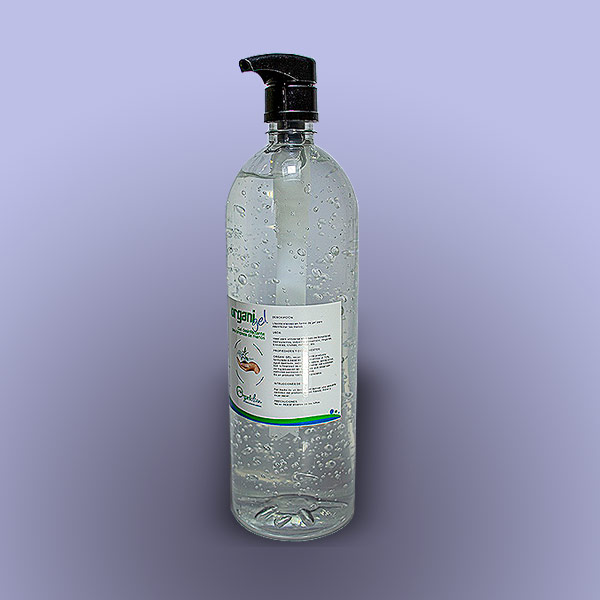 Gel Antibacterial – Organi Gel - Bac-Clean - Cessa Comercializadora