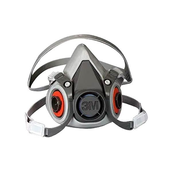 3M® 6200 Respirador reutilizable de media cara mediano - Cessa Comercializadora