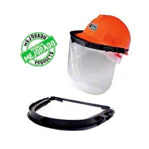PFACBL Protector facial con adaptador para casco - Cessa Comercializadora